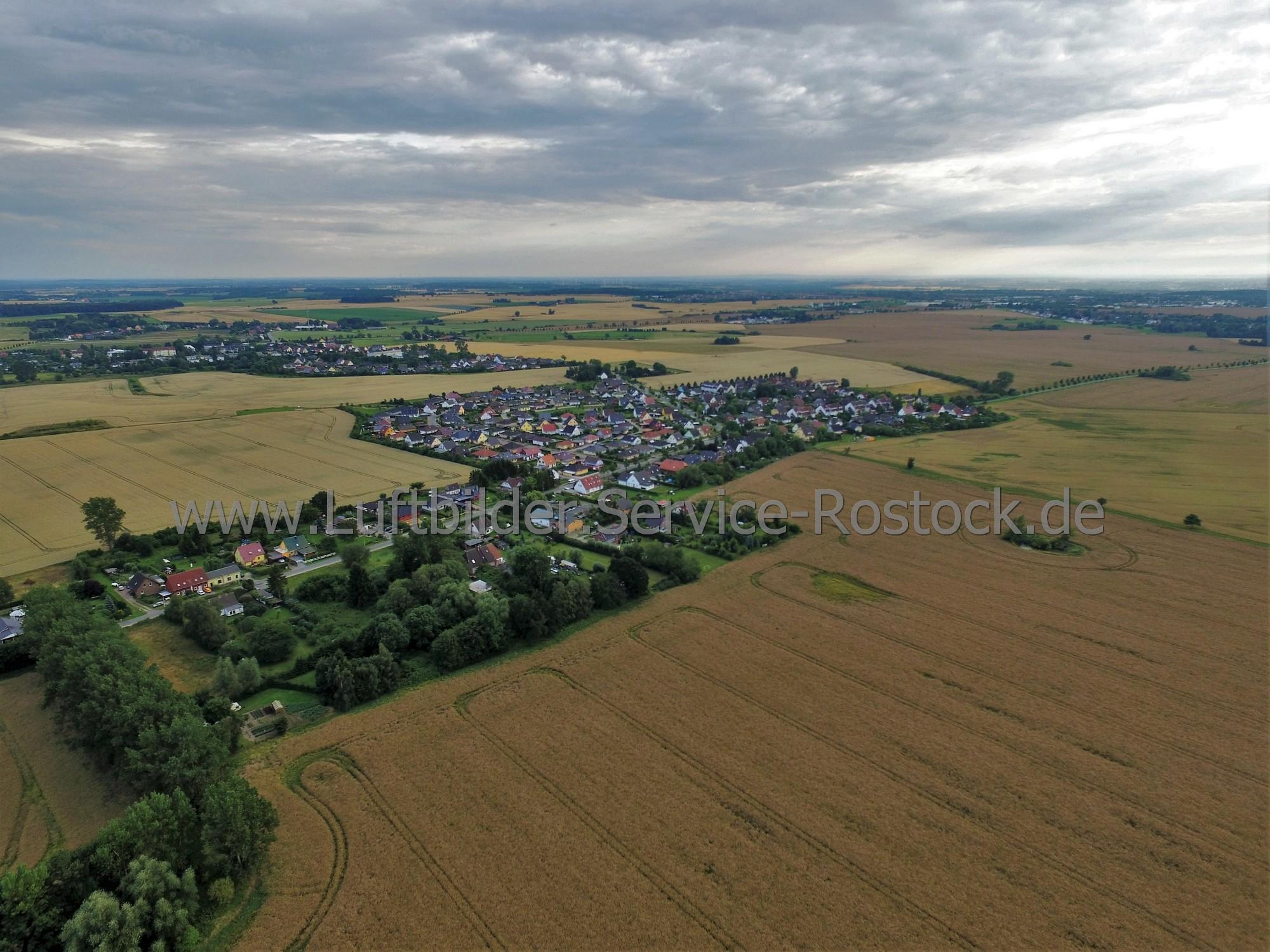 Luftbilder von Neu Broderstorf