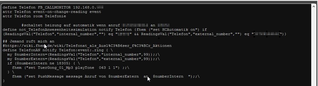 fhem fritbox callMonitor eingehenden_anruf auswerten